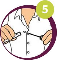 Så gör du- step 5
