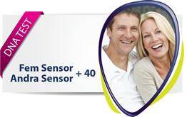 Fem / Andra Sensor + 40