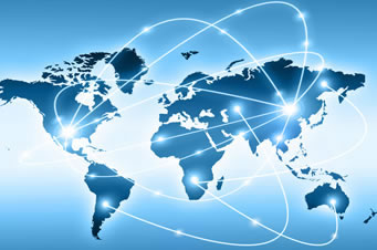 Globalt nätverk