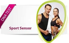 DNA Test Sport Sensor