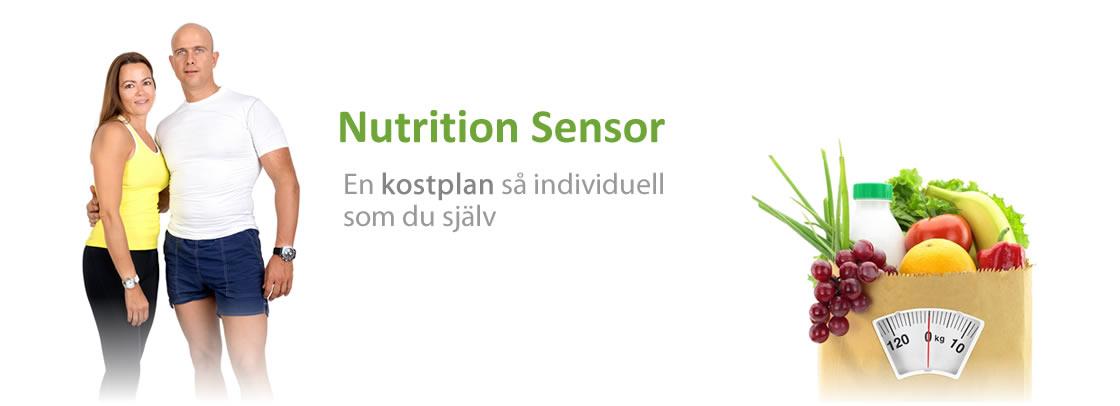 DNA TEST NUTRITION SENSOR