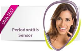 Periodontitis sensor