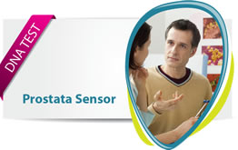 Prostata sensor