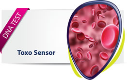 Toxo Sensor